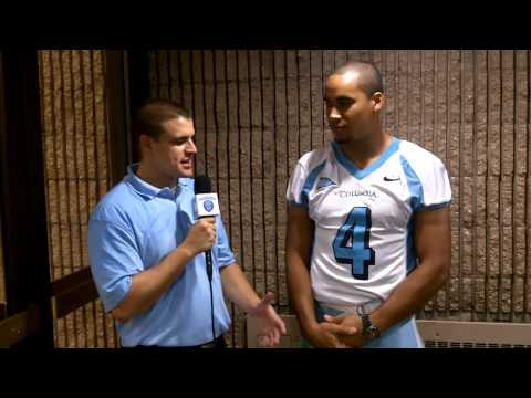 2012 Columbia Football Media Day