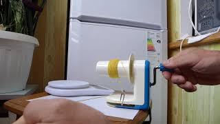 видео Моталки для пряжи