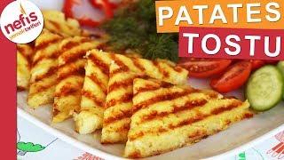 Sadece 3 Malzemeli PATATES TOSTU - Kahvaltılık Efsane Tarif