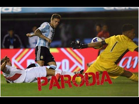 Cancion Argentina 0-0 Peru (Parodia Ozuna - Tu foto)