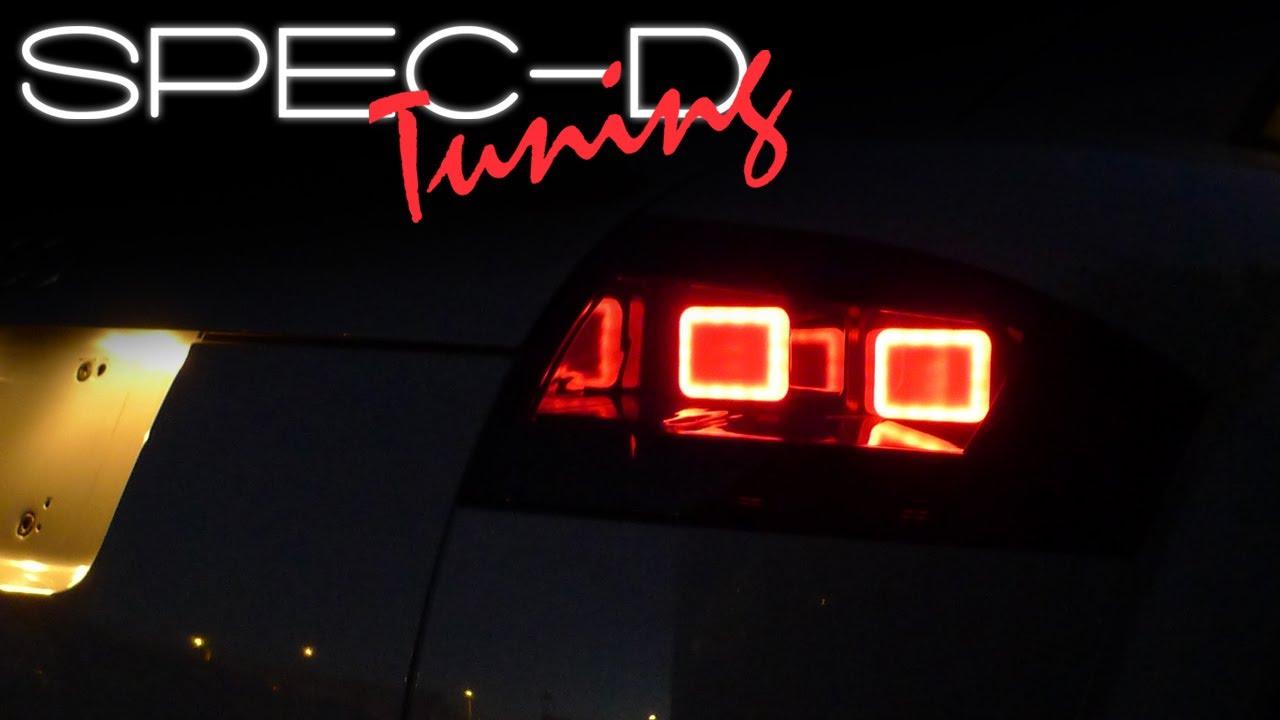 Specdtuning Installation Video 1999 2006 Audi Tt Led Tail