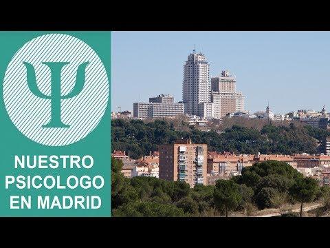 Psicólogos Madrid: Nuestro Psicólogo En Madrid