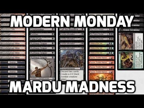 Modern Monday: Mardu Madness (Deck Tech & Matches)