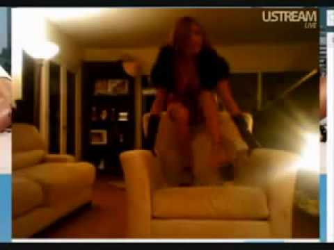 Tila Tequila ustream strip tease FAIL! from YouTube · Duration:  2 minutes 15 seconds