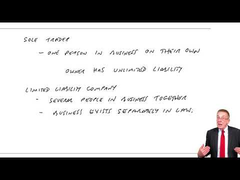 Introduction to Financial Accounting - ACCA Financial Accounting (FA) lectures