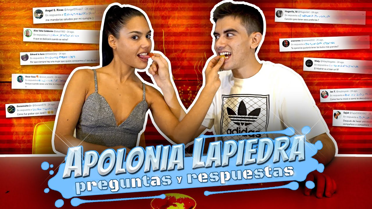 Video Apolonia Lapiedra nude photos 2019