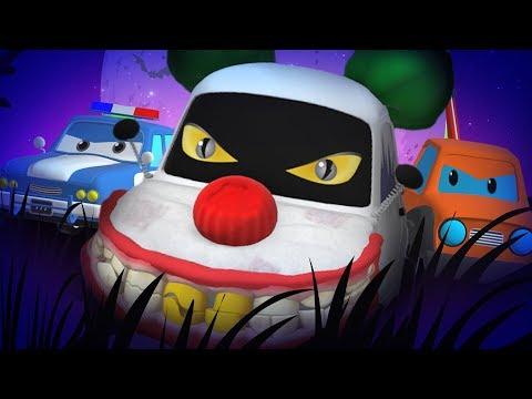 Road Rangers | Clownjuring Returns | Nursery Rhyme |  Video by Kids Channel | Ep #31