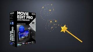 Как вставлять дополнительные эффекты в видео при помощи программы MAGIX Movie Edit Pro