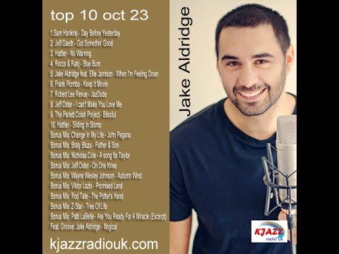 KJAZZ Radio UK Weekly Top 10 - Oct 23rd 2016