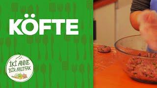 Bebekler İçin Köfte Nasıl Yapılır? (8 Ay +) | İki Anne Bir Mutfak Video