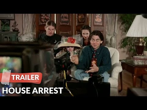 House Arrest 1996 Trailer | Jamie Lee Curtis | Kevin Pollak