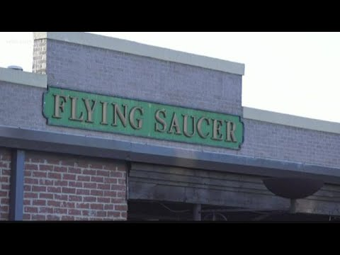 Flying Saucer in the Vista to close its doors after 16 years