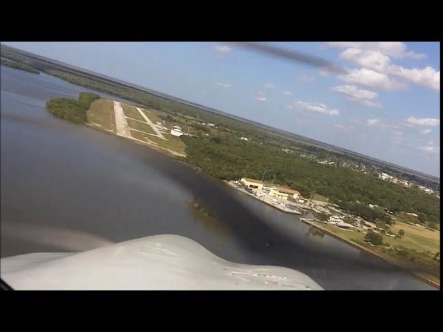 Everglades City Airpark (X01) Approach
