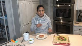 Crunch Wrap with a healthy twist! Video