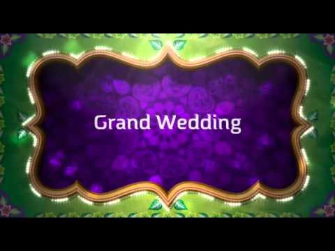 Kothari's innovative wedding invite !!