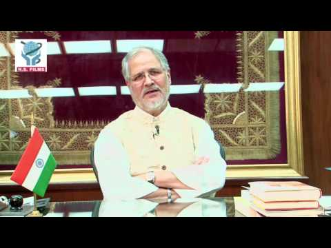 """Sir Syed Ahmad Khan"" - views of Mr Najeeb Jung"