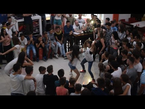 Hip Hop Dance Battle @  Bowling Kastrati @ pejë 2015