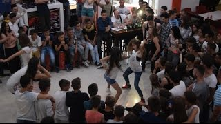 Hip Hop Dance Battle @  Bowling Kastrati @ pejë 2015(Hip Hop Dance Battle e organizuar nga Ceni Meshi @ Bowling Kastrati pjesmarres 4 Grupe me nga 5 persona https://www.facebook.com/ceni.meshi ..., 2015-06-20T10:42:31.000Z)