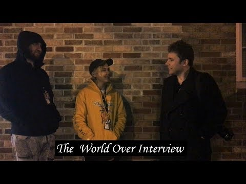 The World Over interview by Michael Nagy
