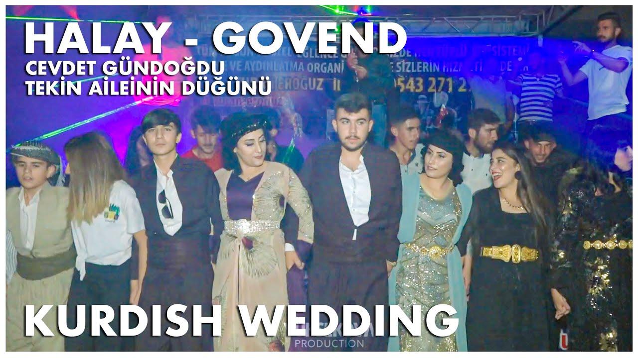 Tekin ailesinin düğünü (2) - Cevdet Şemzini - Şemdinli - Kurdish Wedding