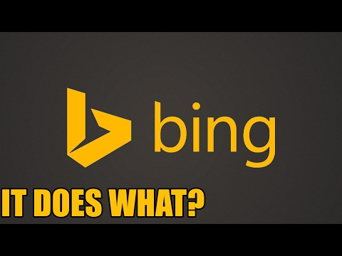 Is Bing Still Crap In 2017?