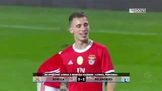 Benfica 3:2 Belenenses
