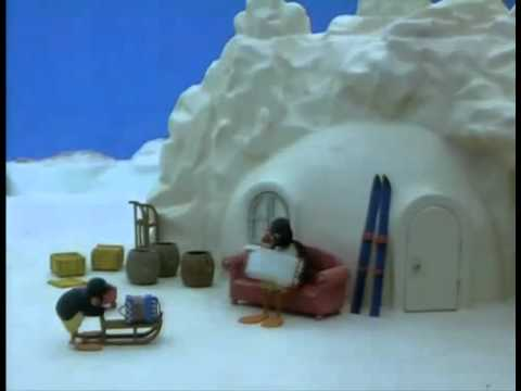 S01E16 Pingu Has Music Lessons Learn From His Grandfather