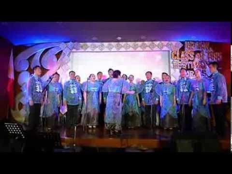 UP Concert Chorus - Sanay Wala Nang Wakas - UP Law Class of 85 Testimonials