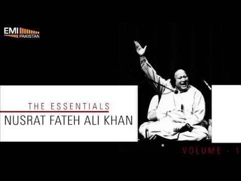 Kali Kali Zulfon Ke | Ustad Nusrat Fateh Ali Khan | The Essentials - Vol - 1