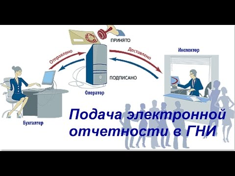 Электронная отчетность гни заполнение деклараций форма 3 ндфл