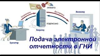 видео Электронная отчетность
