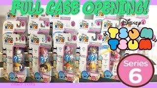 Дісней серії Tsparkle Tsurprise Цум Цум 6 повний чохол іграшки відкриття 3-пакет блиски для різних завантажень трубочки іграшки