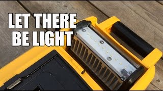DCL061 18V / 20V MAX* Cordless / Corded LED Worklight(, 2014-09-25T05:00:02.000Z)