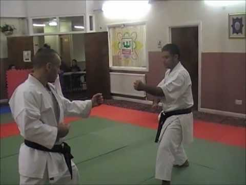 Alfalah Attended the Karate show in Finsbury Park