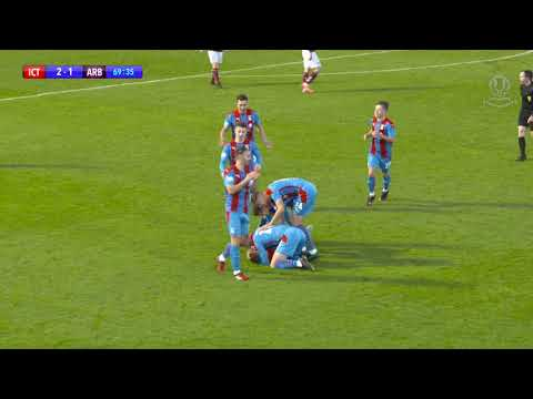 Inverness CT Arbroath Goals And Highlights