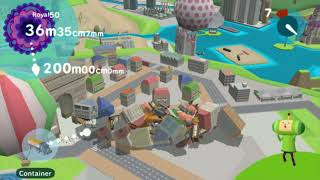 Touch My Katamari - Make It Big 8 to 346m quickly