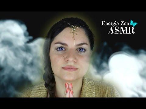 ASMR Roleplay Anjo Guia * Hand Movements & Visual Triggers * Português BR