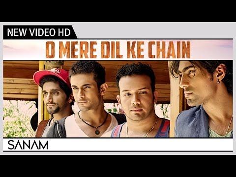O Mere Dil Ke Chain - SANAM | Kishore...
