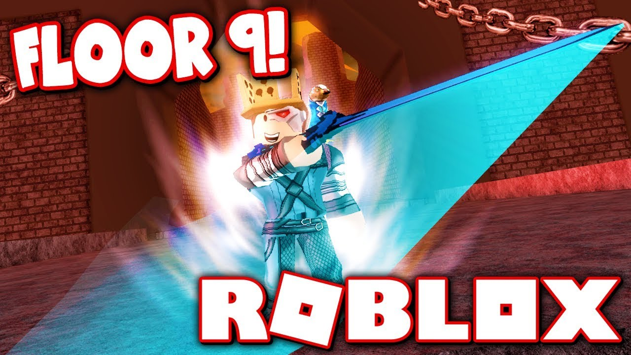 FLOOR 9: VA' ROK RELEASED IN SWORDBURST 2!! (Roblox)