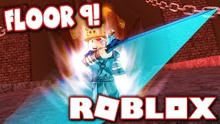 PISO 9: VA' ROK RELEASED IN SWORDBURST 2!! (Roblox)