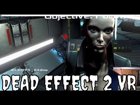 DOOM 3 EN VR | DEAD EFFECT 2 VR | Gameplay en Español