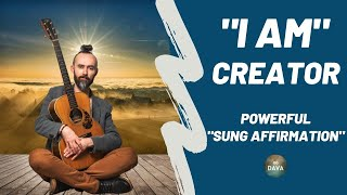 """DAVA - """"I Am Creator"""" 