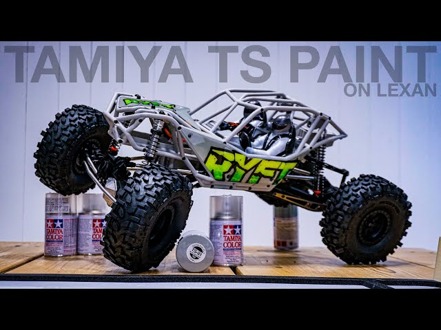 Axial RBX10 Ryft Custom Paint How-To