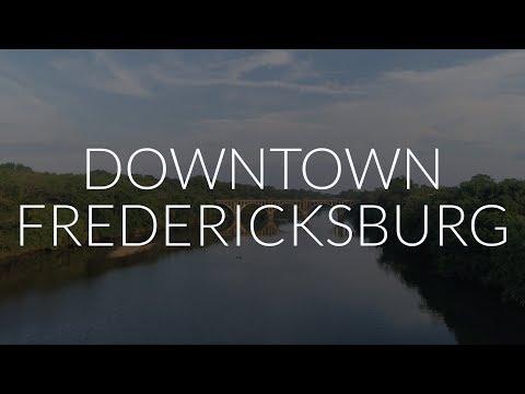 Downtown Fredericksburg, VA
