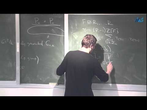 Roman Mikhailov-Combinatorial group theory and homotopy