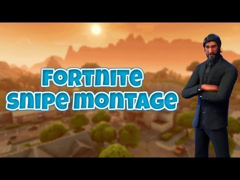 Leaving - A fortnite snipe montage