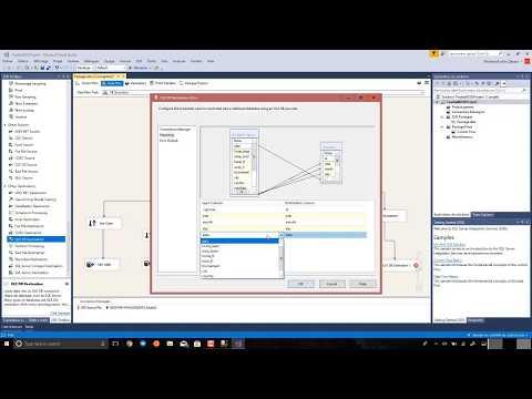 Microsoft SQL Server BI - SSIS SSAS SSRS