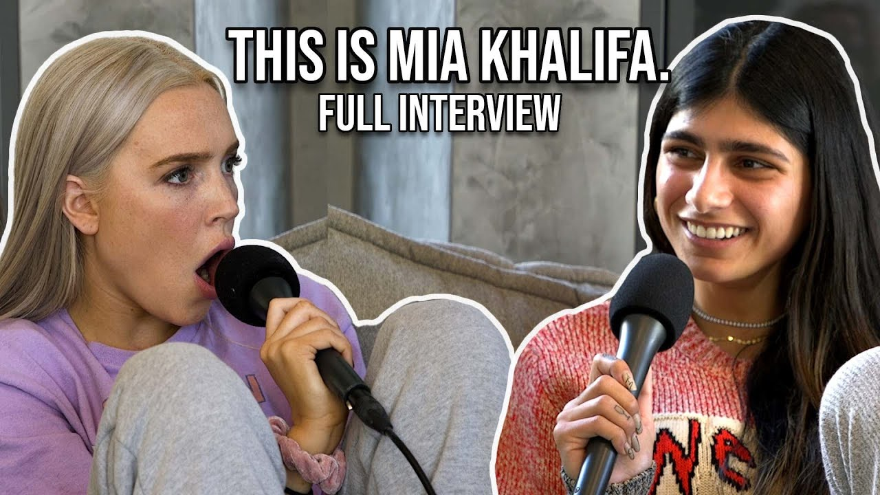 This is Mia Khalifa. (Full Interview)