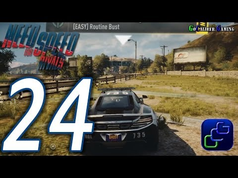 Need For Speed: Rivals Walkthrough - Part 24 - COP Chapter 7: Promoted
