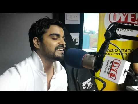 Versatile Singer Rahul Pandey croons his latest song Jab We Met from the film HERO.